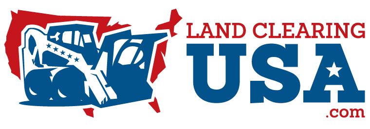 Land Clearing USA Logo